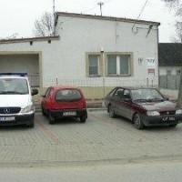 Przychodnia parking